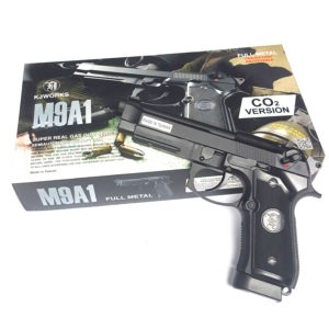 M9A1 co2