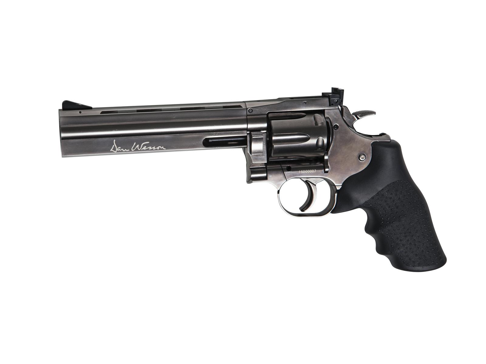 Vazdušni Pištolj Dan Wesson Grey 715 45mm 6 Co2