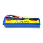 Solar Force LiPo baterija 11.1v 1000 mAh