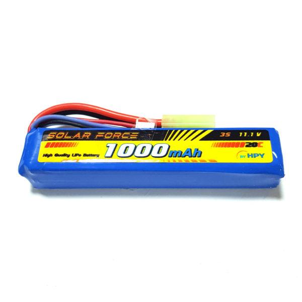 Solar Force 11.1 V 1000mah
