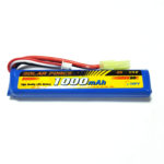 Solar Force LiPo baterija 7.4v 1000 mAh