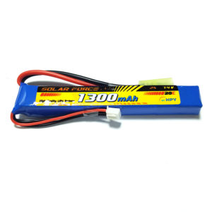 Solar Force 7.4 V 1300mah