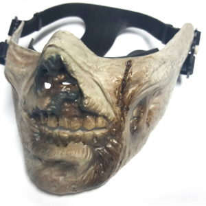Zombi maska