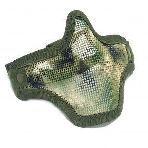 zelena maska zica