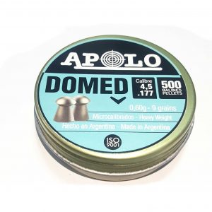Apolo domed 4,5