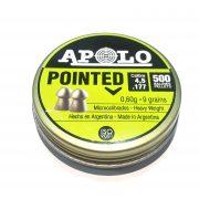 Apolo pointed 4,5