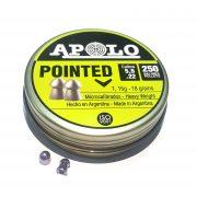 Apolo pointed 5,5