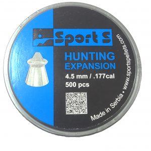 4.5mm.hunting500