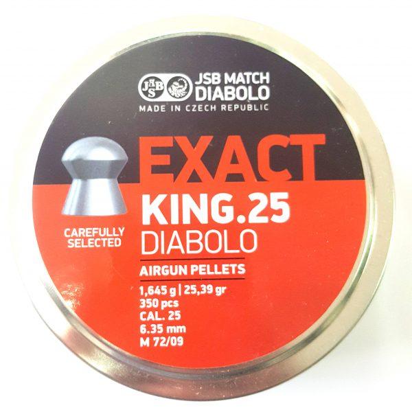 exact king 6,35mm